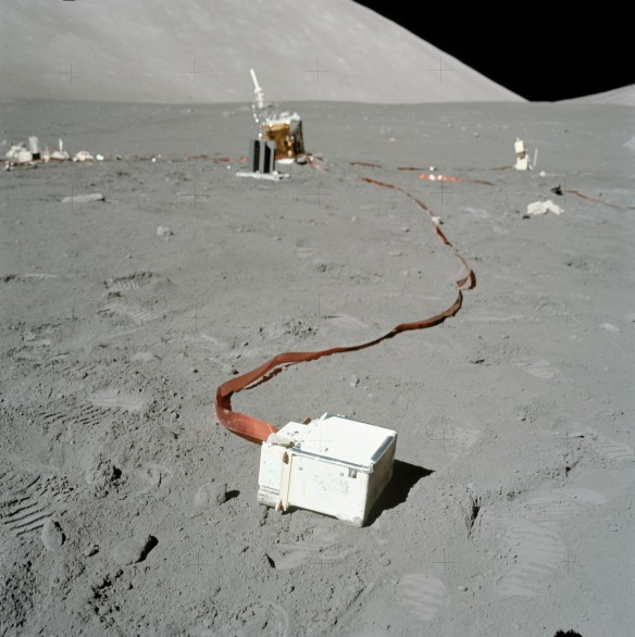 ALSEP lunar mass spec